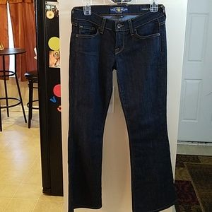 Lucky Brand Charlie Flare Jean's size 0